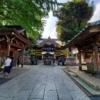 豊川稲荷東京別院 縁切りのご利益で有名な赤坂のお稲荷様