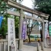 鳩森八幡の富士塚はパワフルなパワースポットだと聞いたので登ってみた