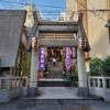 烏森神社 天鈿女命(あめのうずめのみこと)を祀る数少ない神社