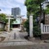 住吉神社 佃島を守護する海の神様