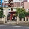 笠間稲荷神社東京別社 日本橋七福神の寿老人を祀るお稲荷さん