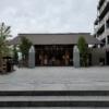 赤城神社 カフェもあるおしゃれな神社で御朱印を頂いてきたよ!
