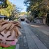 息栖神社 面白い神主さんとかわいい猫がいるパワースポットいっぱいの神社