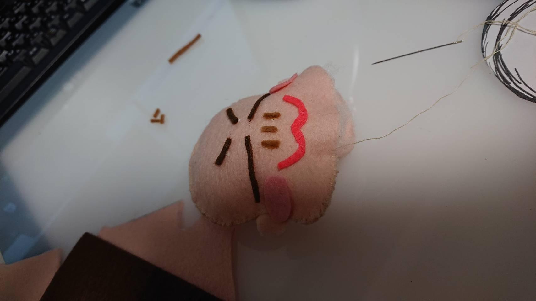 こういつさん人形6