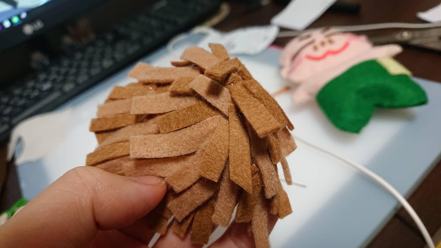 こういつさん人形10