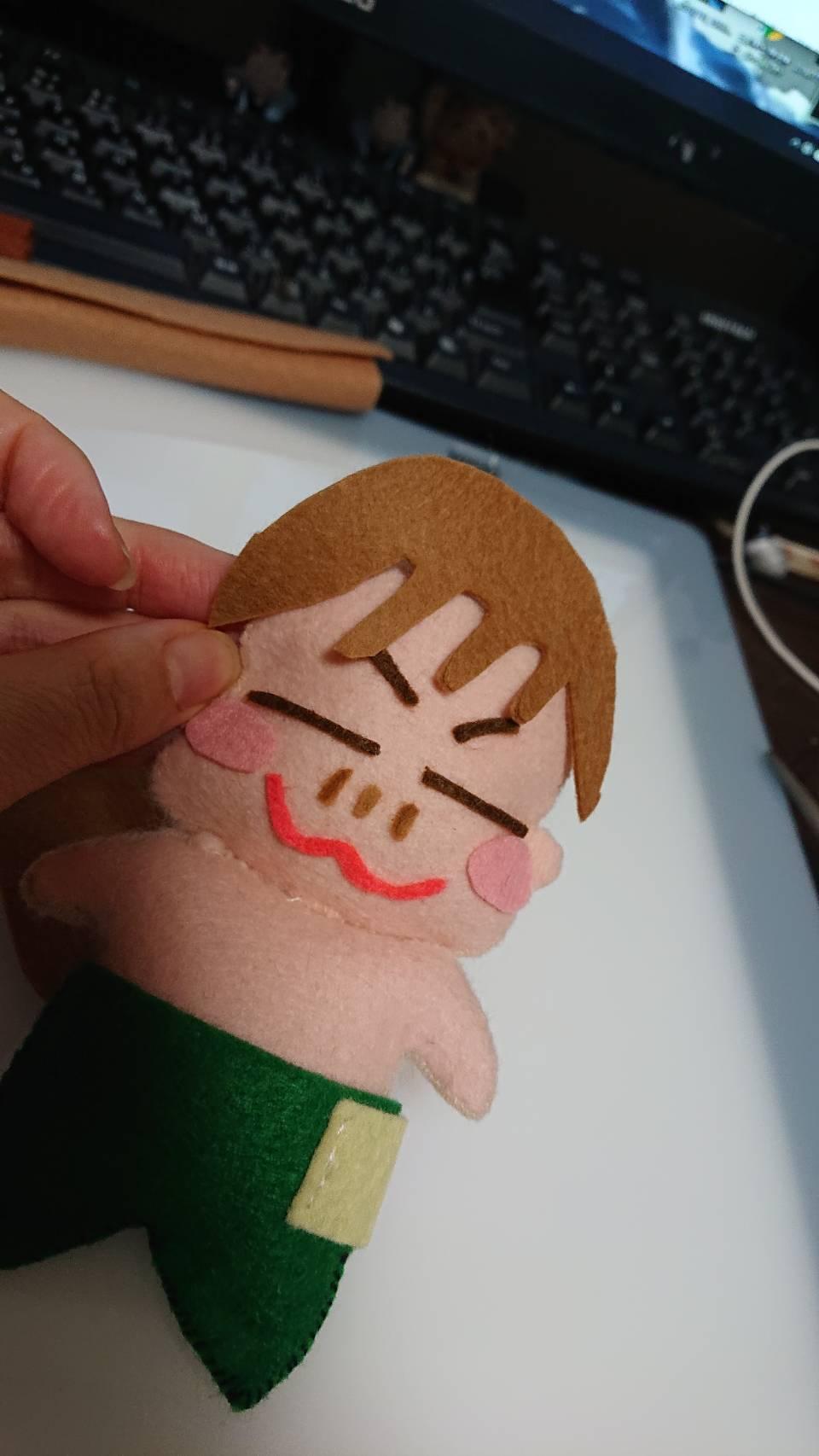 こういつさん人形9