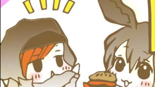 洗脳ハンバーガー