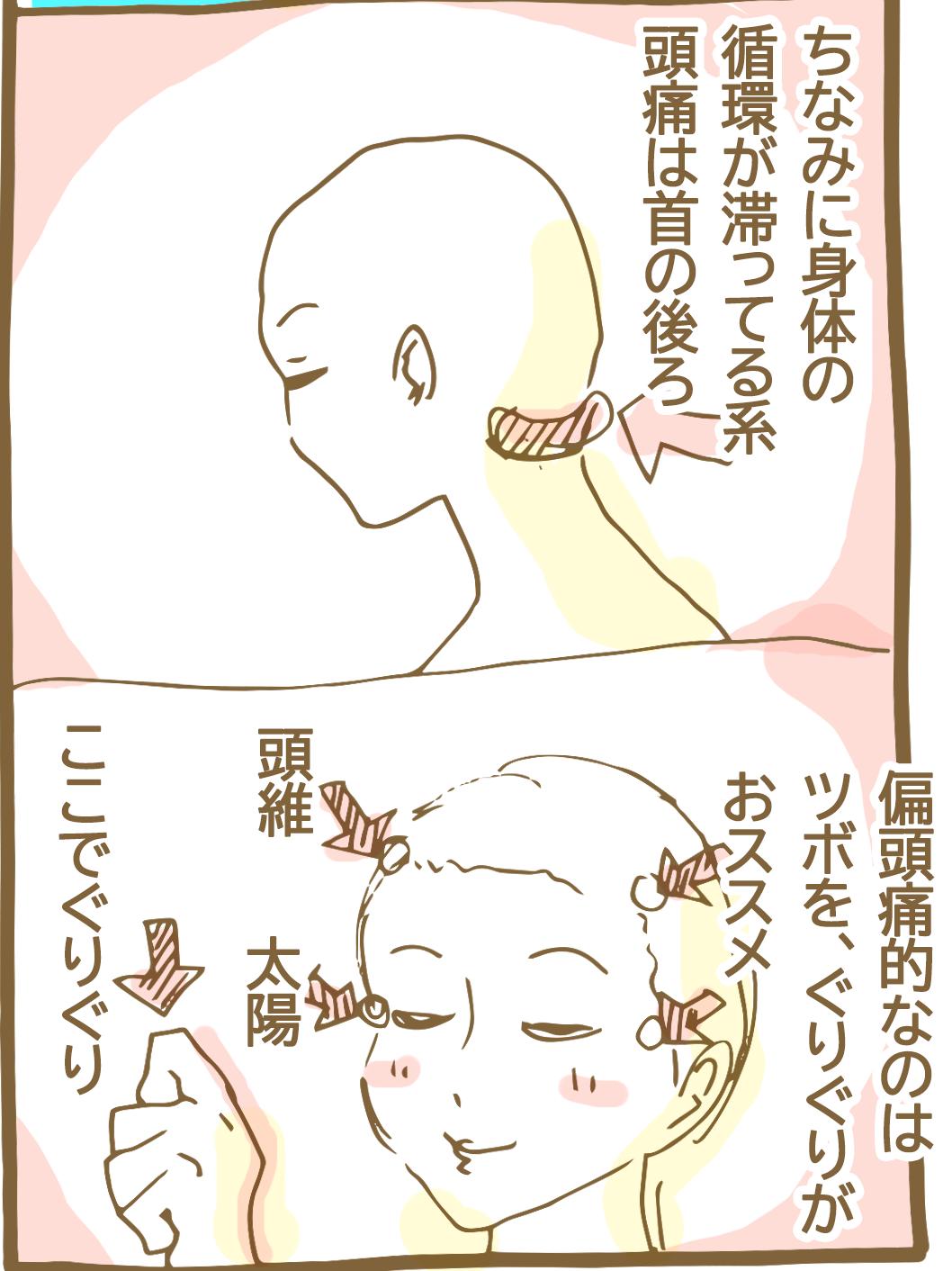 頭維と太陽
